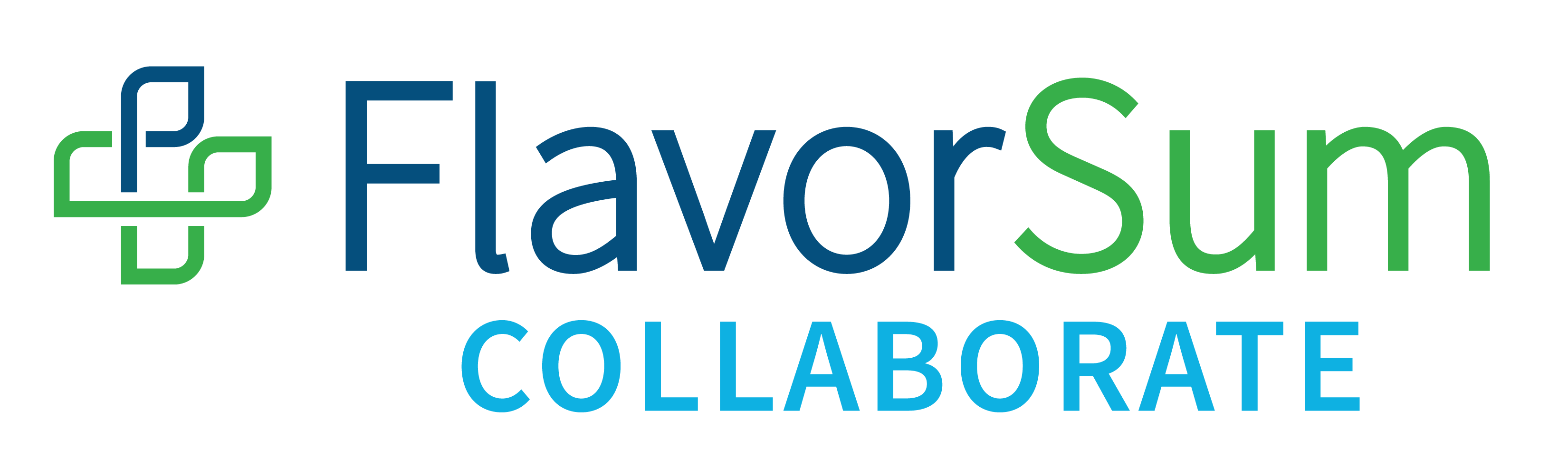 FlavorSum_Collaborate_Logo